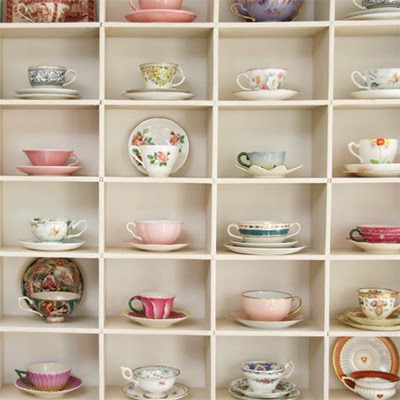 Decorating with Heirlooms – Displaying Collections