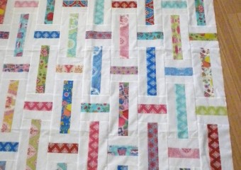 Lawn Chair Quilt Top