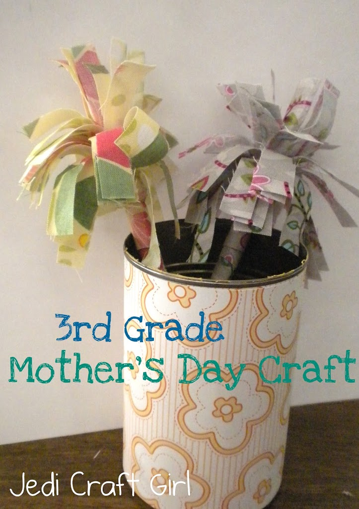 3rd grade mother s day craft for Crafts for 3rd graders