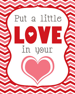 I Found This Cute Printable From Lizzie Jane Baby And Sized It Down To Use  As A Tag For My Daughteru0027s Valentines.