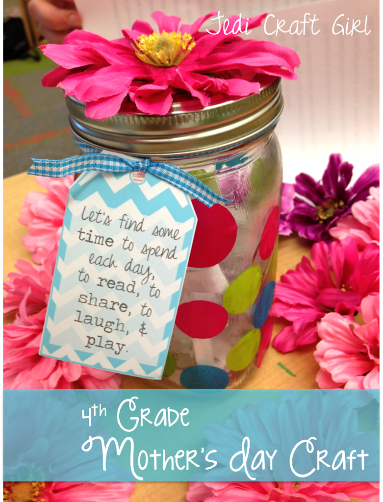 Mother S Day Conversation Jar