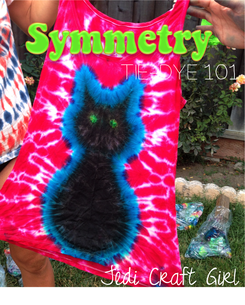 How To Do Tie Dye Shirt Patterns