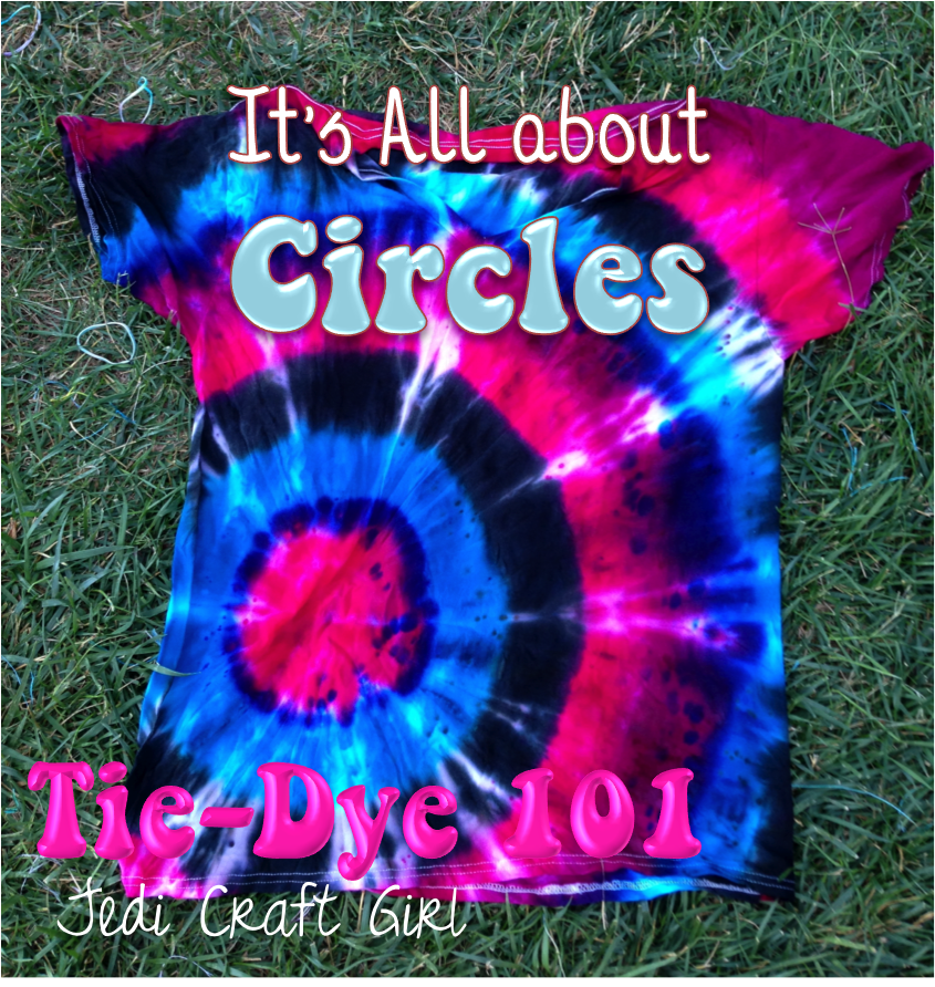 tie dye 101 circles. Black Bedroom Furniture Sets. Home Design Ideas