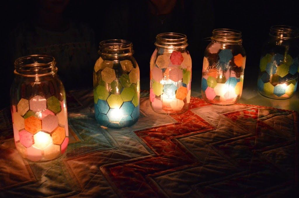 Jar Lanterns Craft