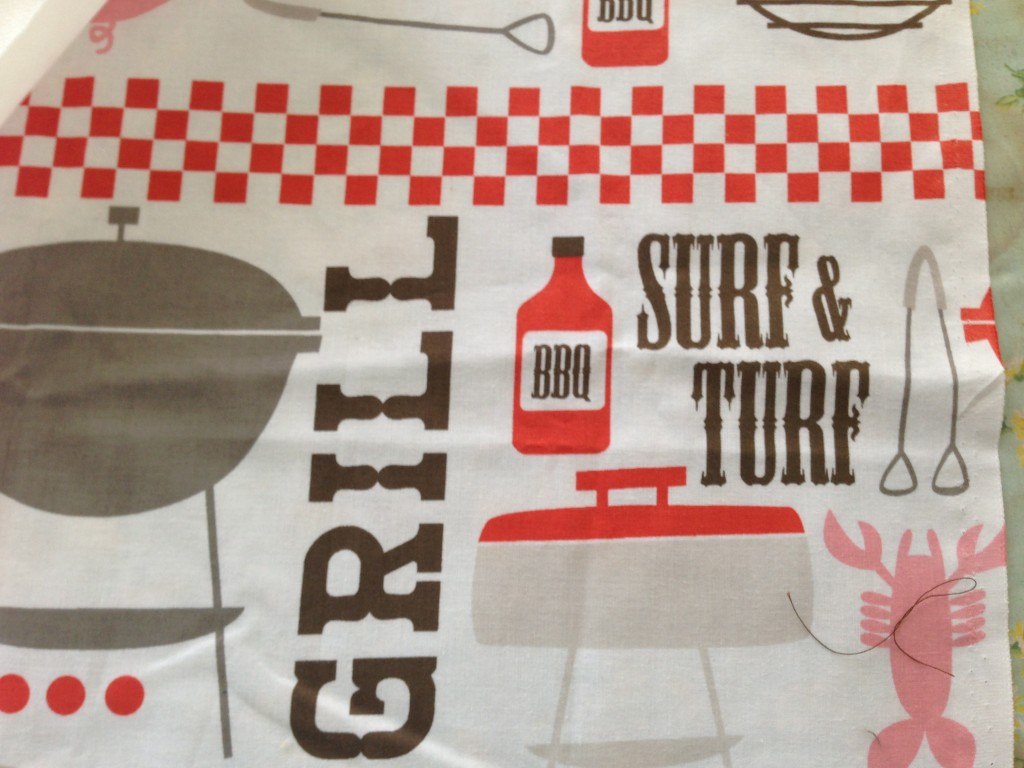 surf and turf bbq towel tutorial father's day_6