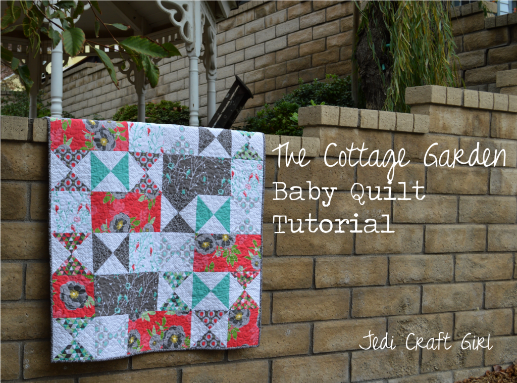 the cottage garden quilt