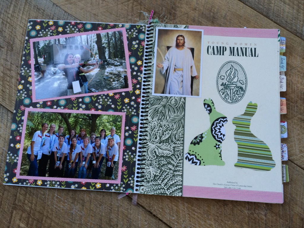 YW camp manual