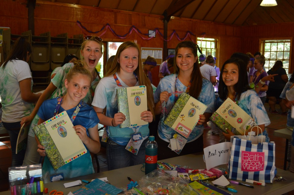 YW camp manuals 7