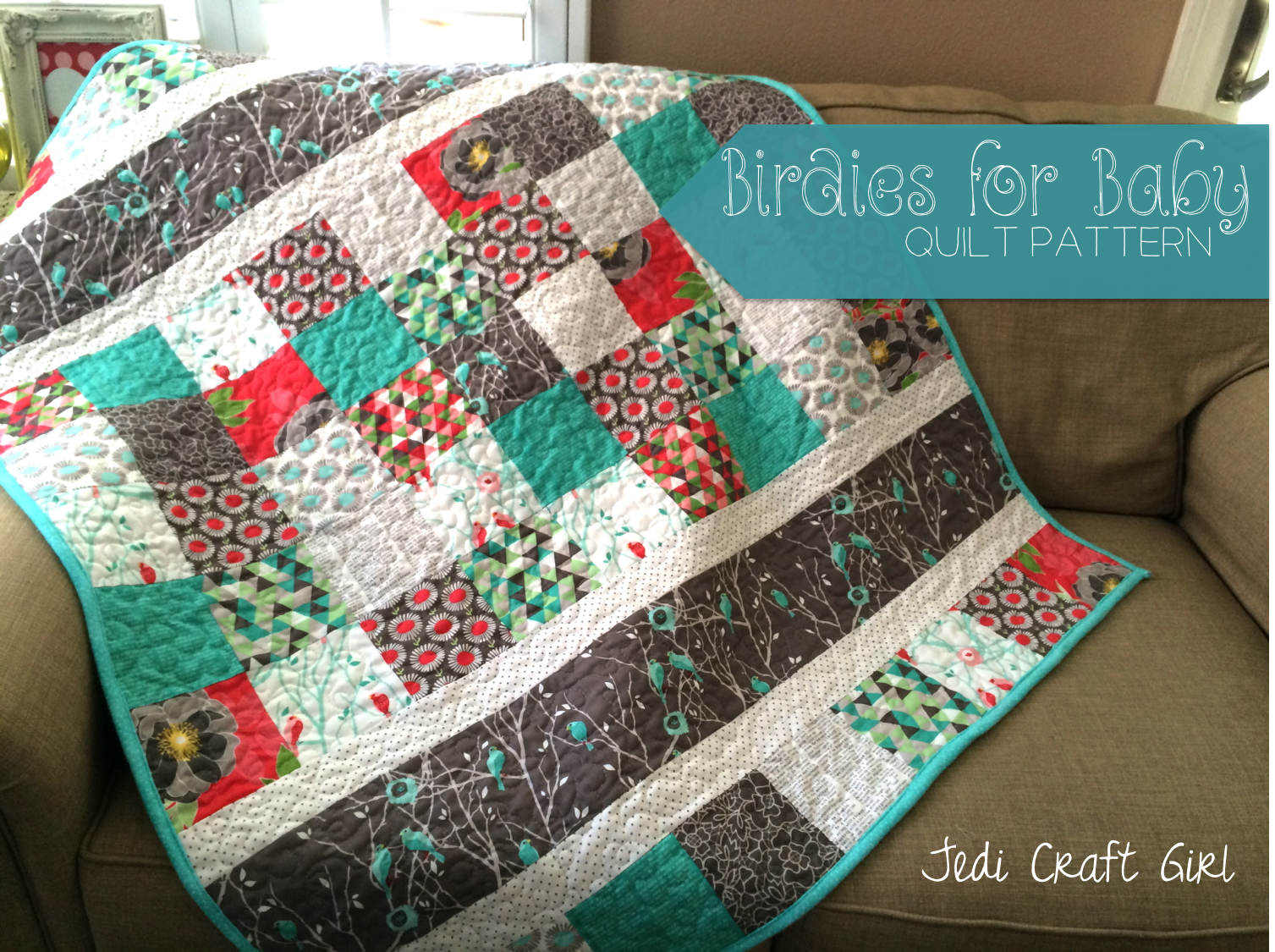 Baby Quilt Pattern Custom Decorating Ideas