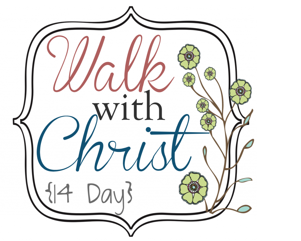 walk with christ button 5