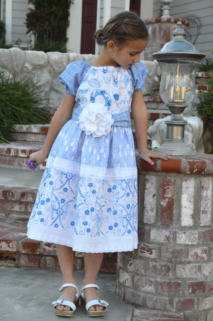 tea party dress 8