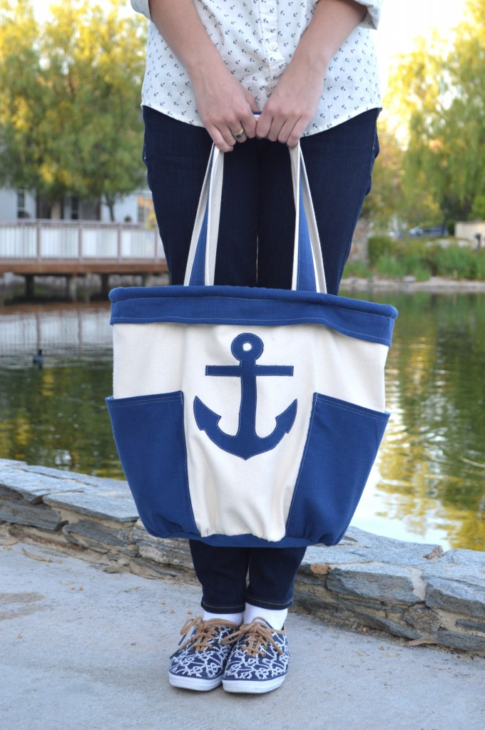 anchor bag 16