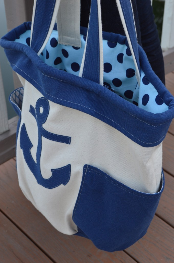 anchor bag 8