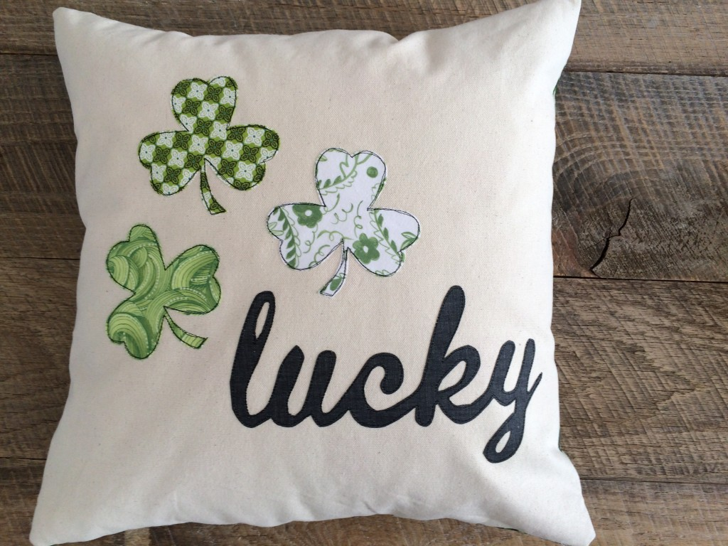 lucky pillow 9