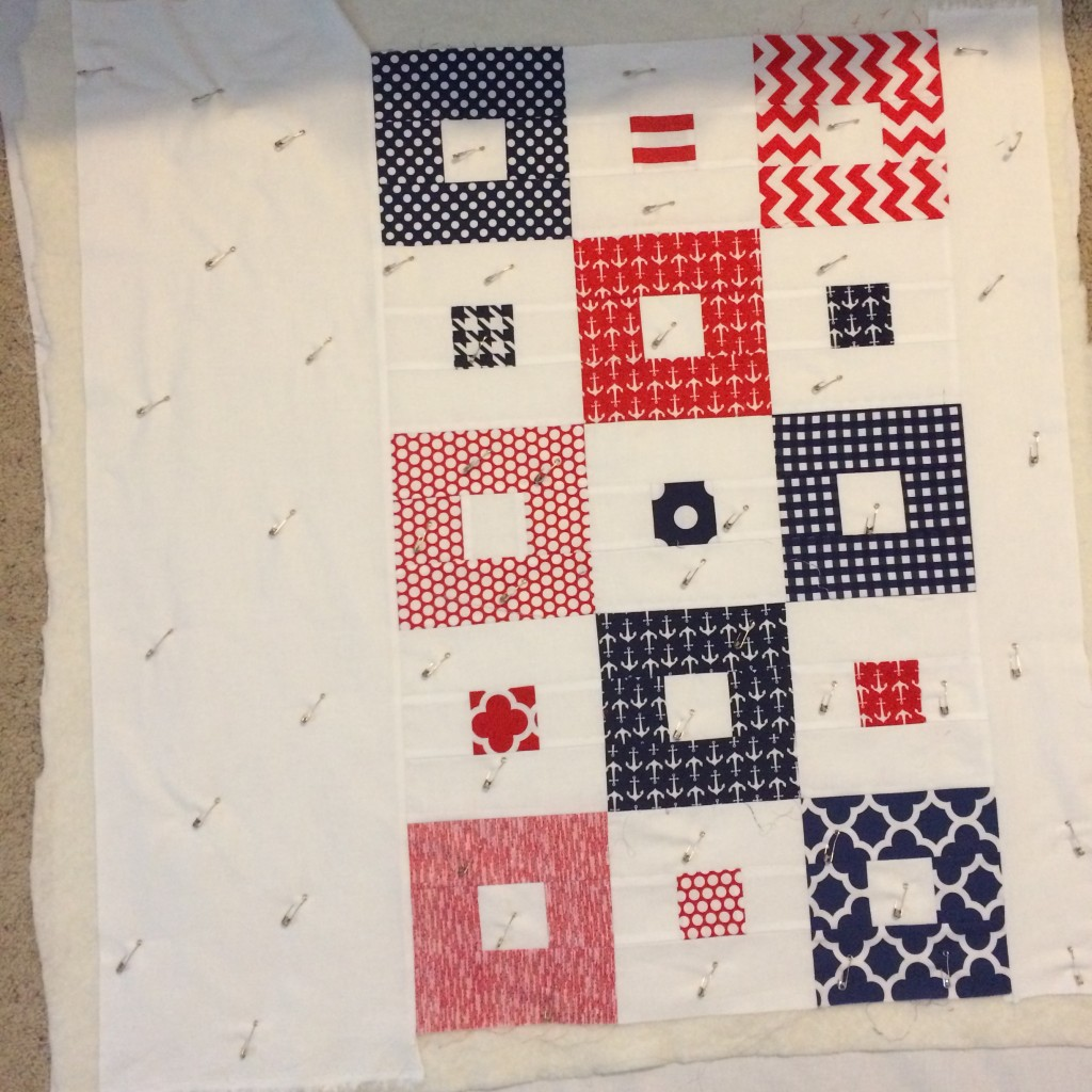 nautical mini quilt 2