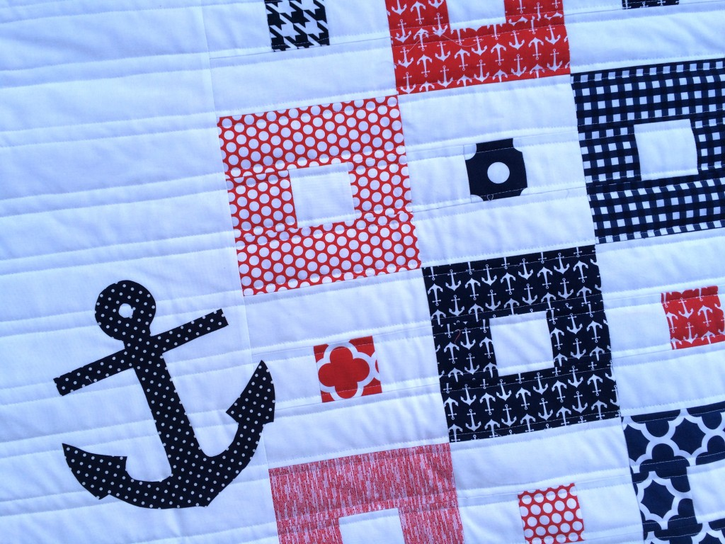 nautical mini quilt 6
