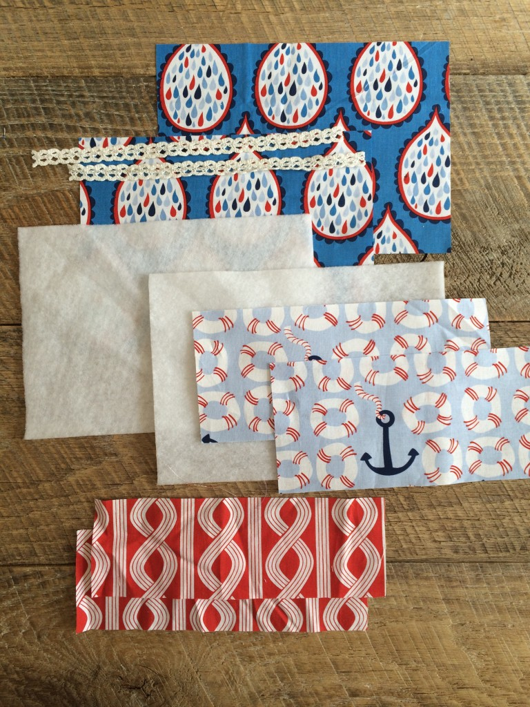 nautical zipper pouch blend 6