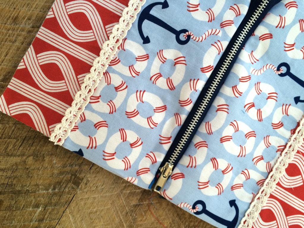 nautical zipper pouch blend 9