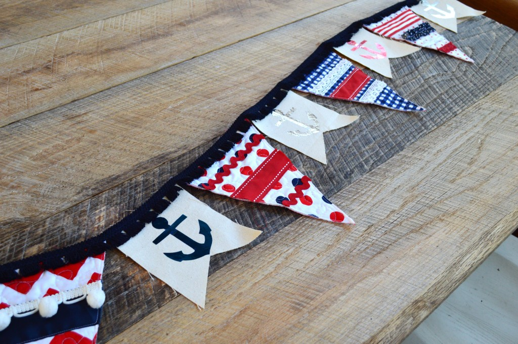 riley blake nautical banner deco foils 7