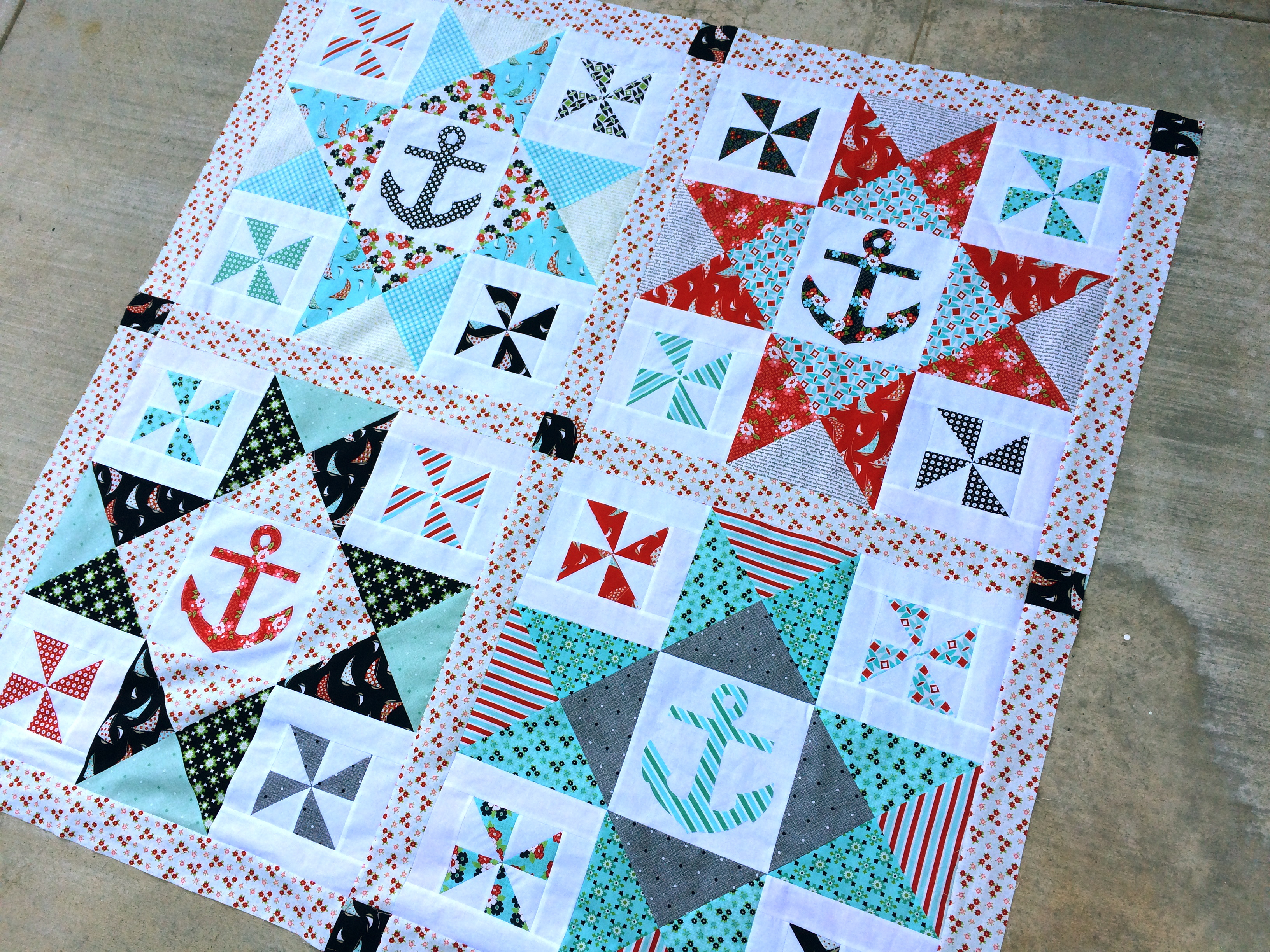 Come Sail Away With Me Pattern