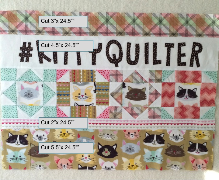 #kittyquilter design
