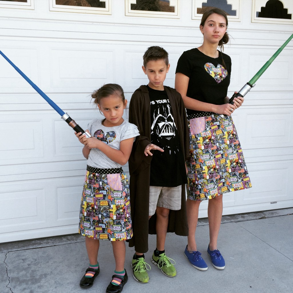 star wars skirts. 13
