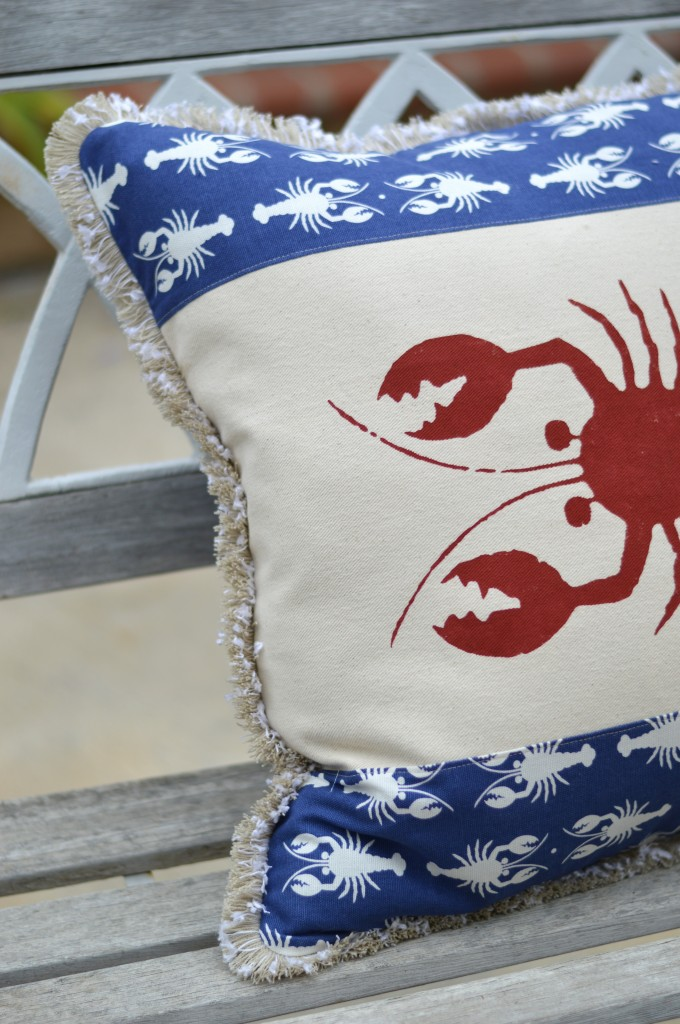 lobster pillow riley blake 3