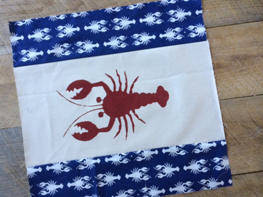 riley blake lobster pillow 12