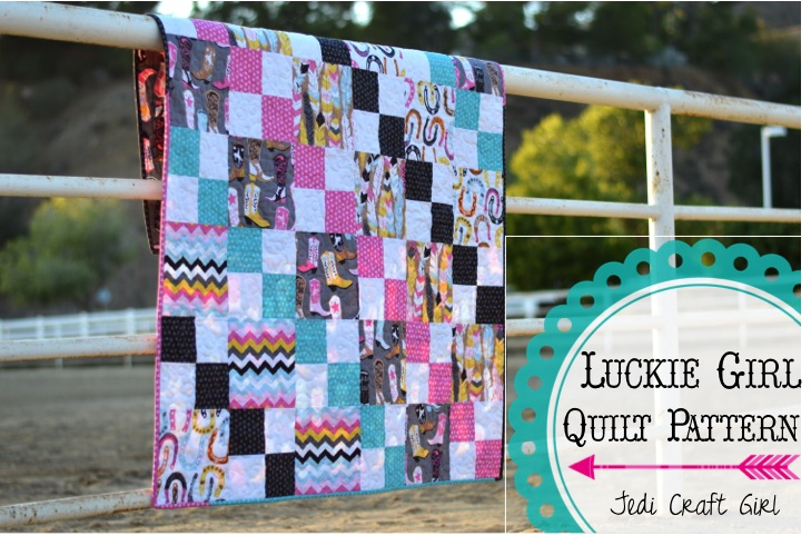 luckie girl quilt pattern
