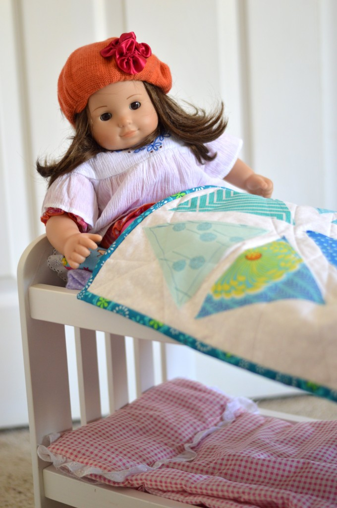 sizzix doll quilt 20