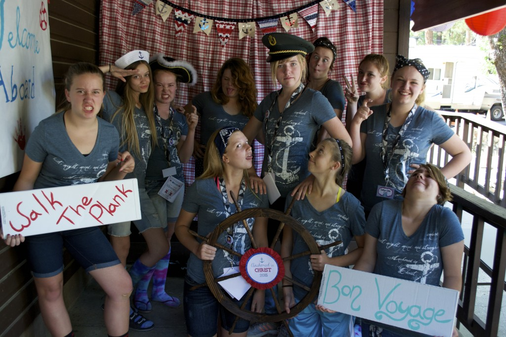 yw camp anchored in christ LDS girls camp 2