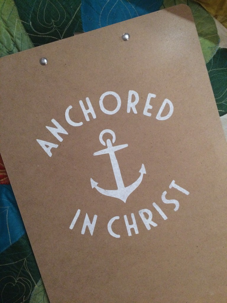 yw camp anchored in christ LDS girls camp 23