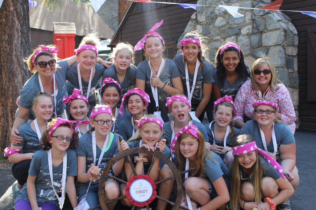 yw camp anchored in christ LDS girls camp 36