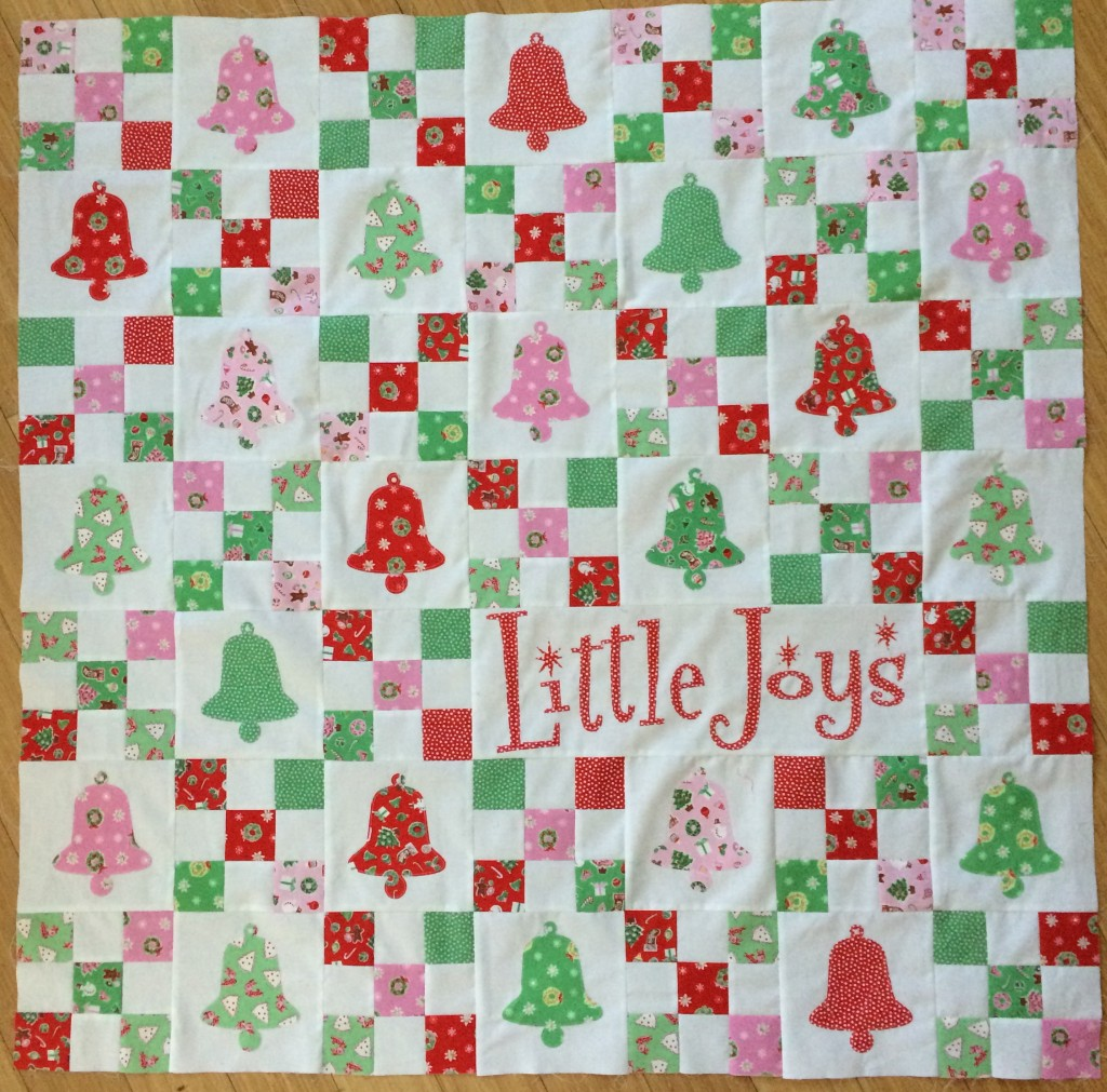 little joys quilt pattern christmas 19