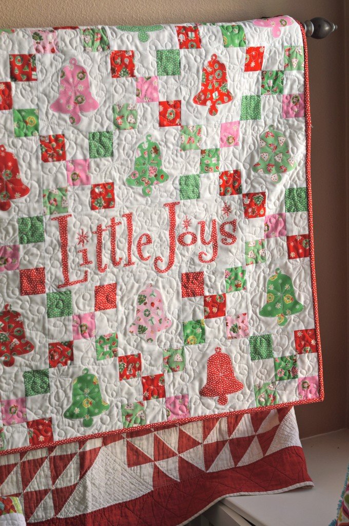 little joys quilt pattern christmas 35