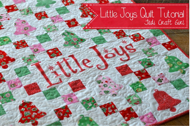 little joys quilt
