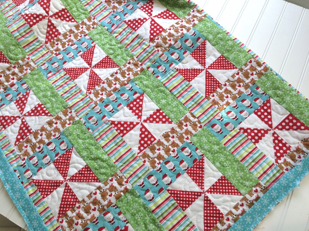 christmas elf quilt 27
