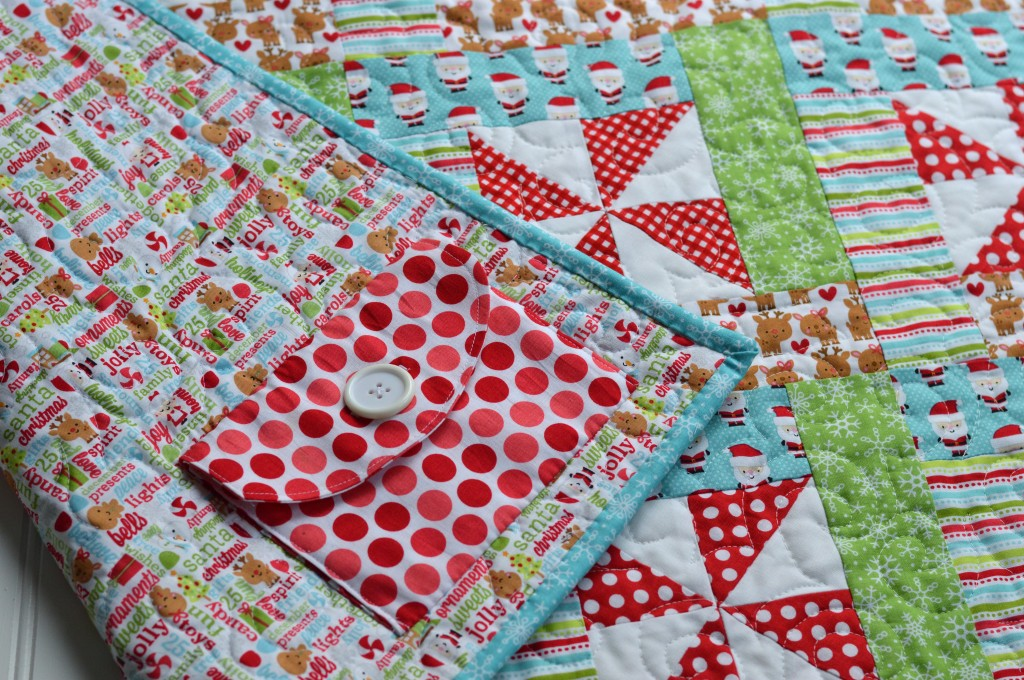 christmas elf quilt 4