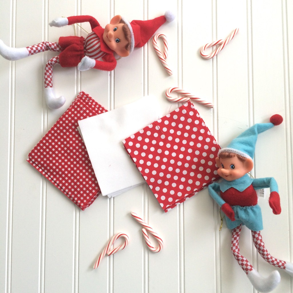 christmas elf quilt 8