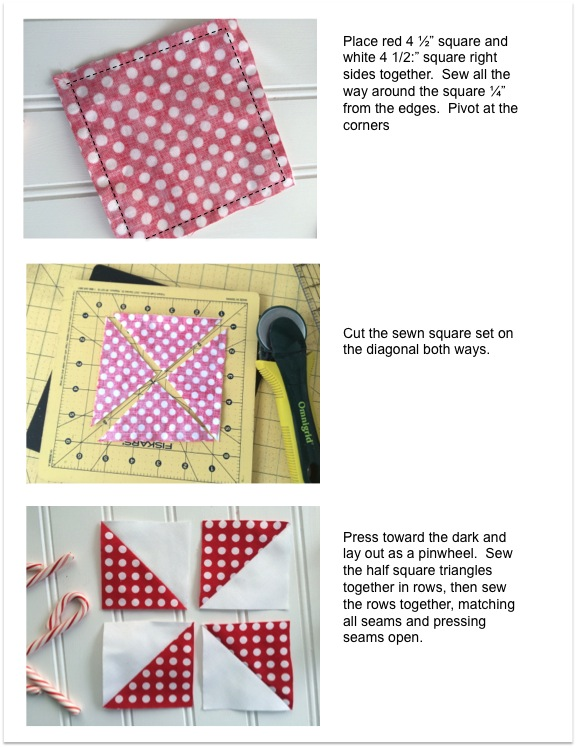 magic pinwheel instructions