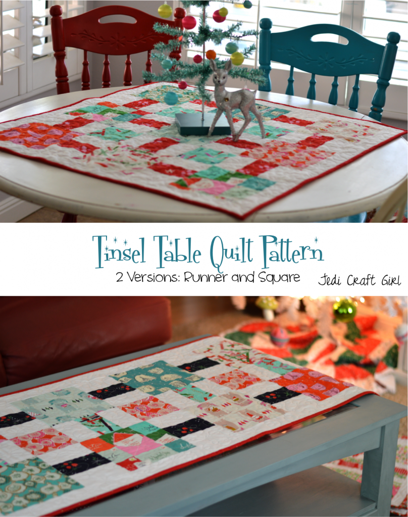 tinsel quilt cover