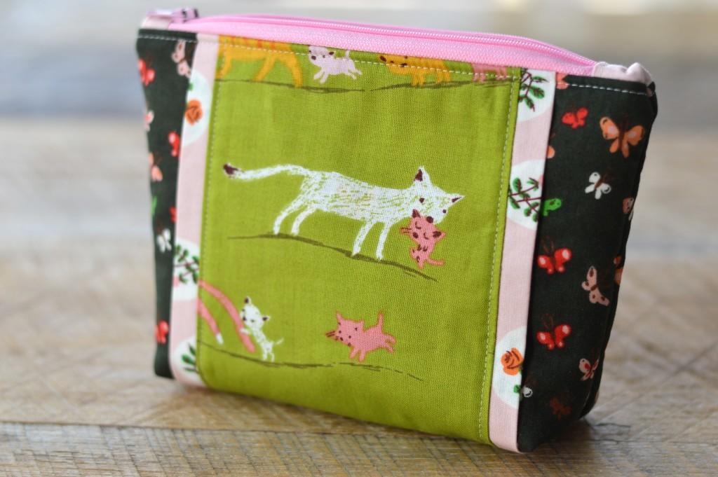 zipper pouch tutorial 8