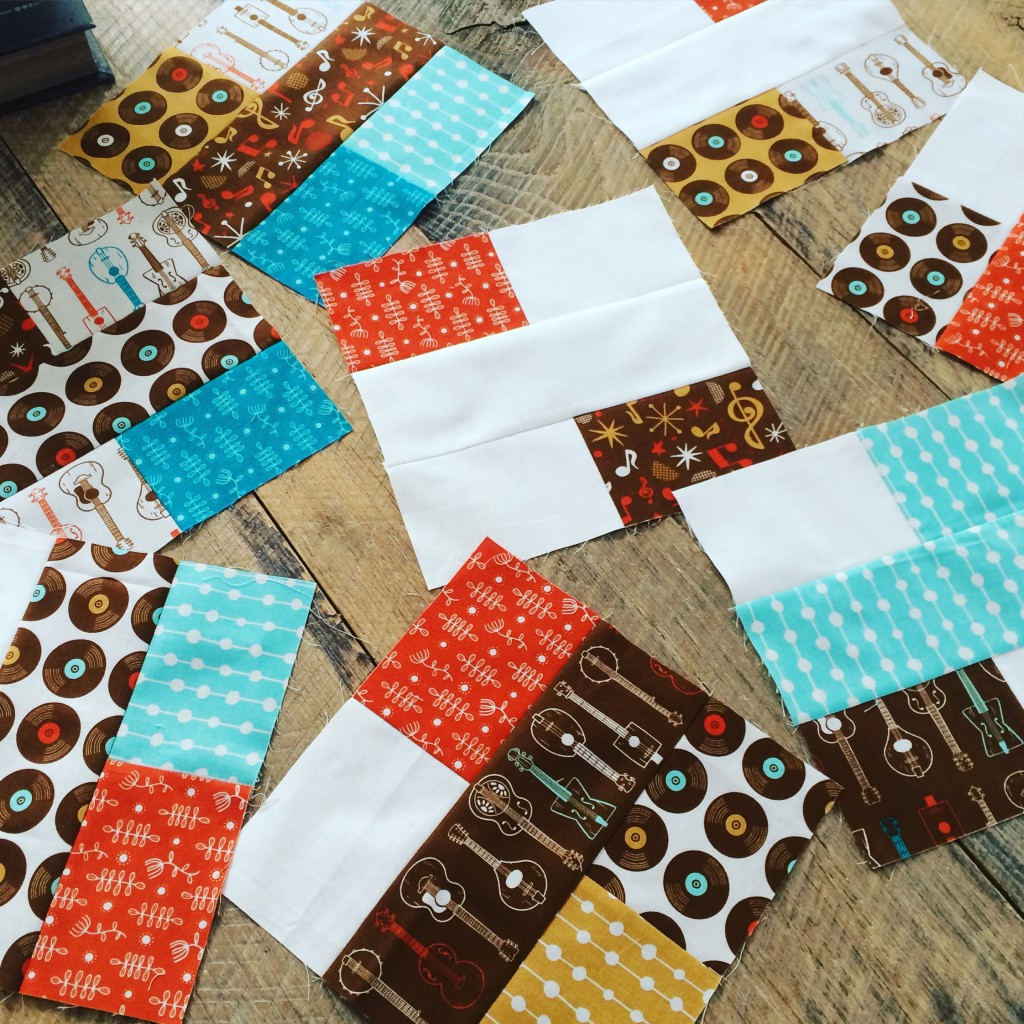 mid century mix up quilt 22
