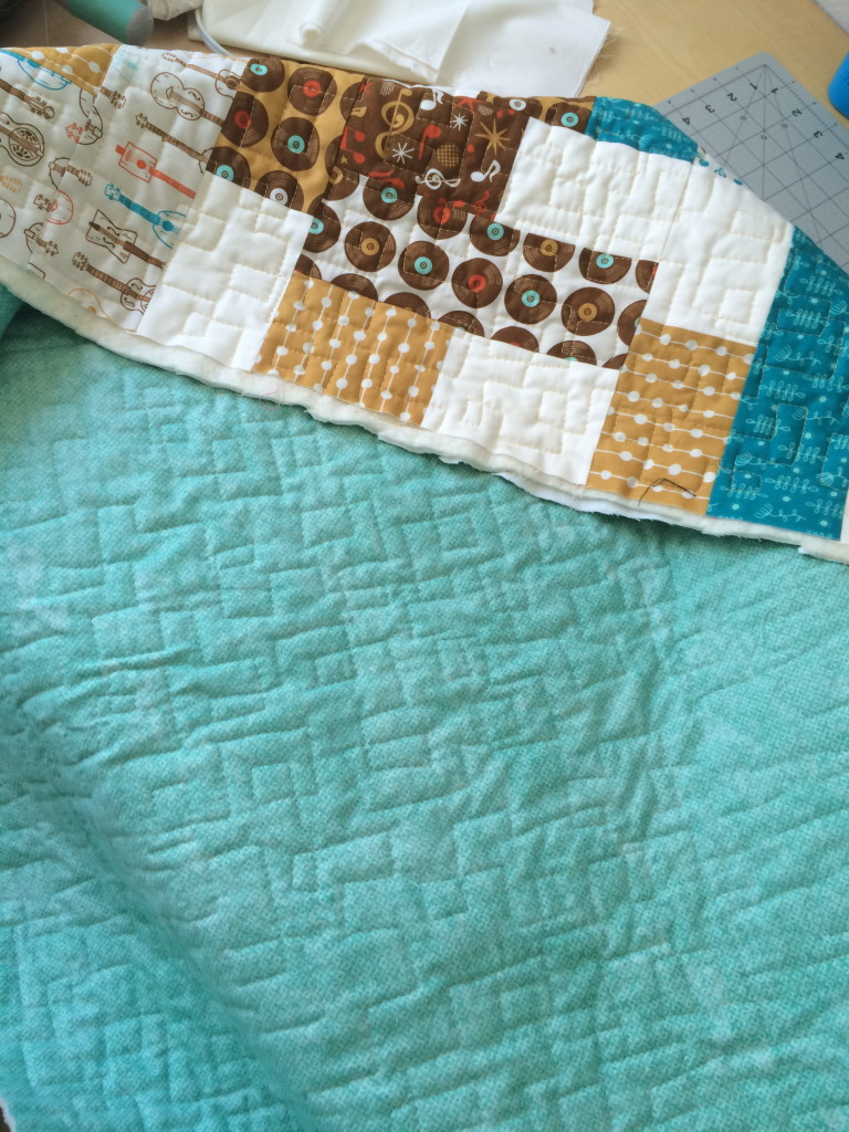 mid century mix up quilt 26