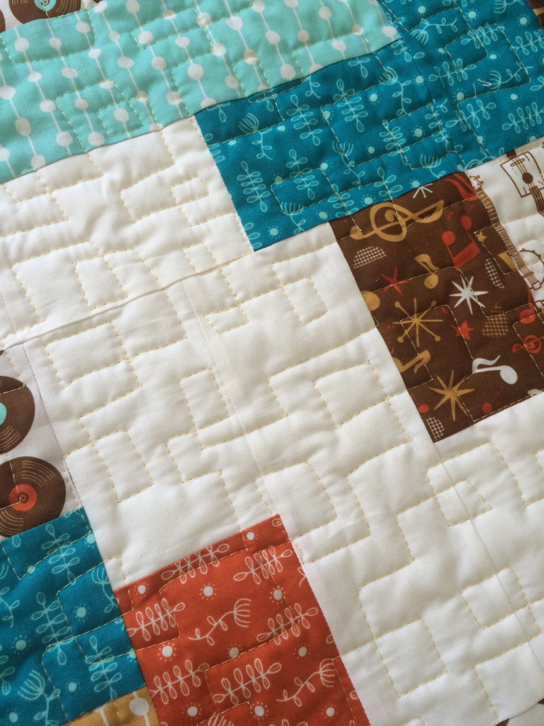 mid century mix up quilt 27