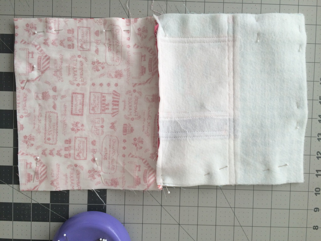zipper pouch tutorial. 16