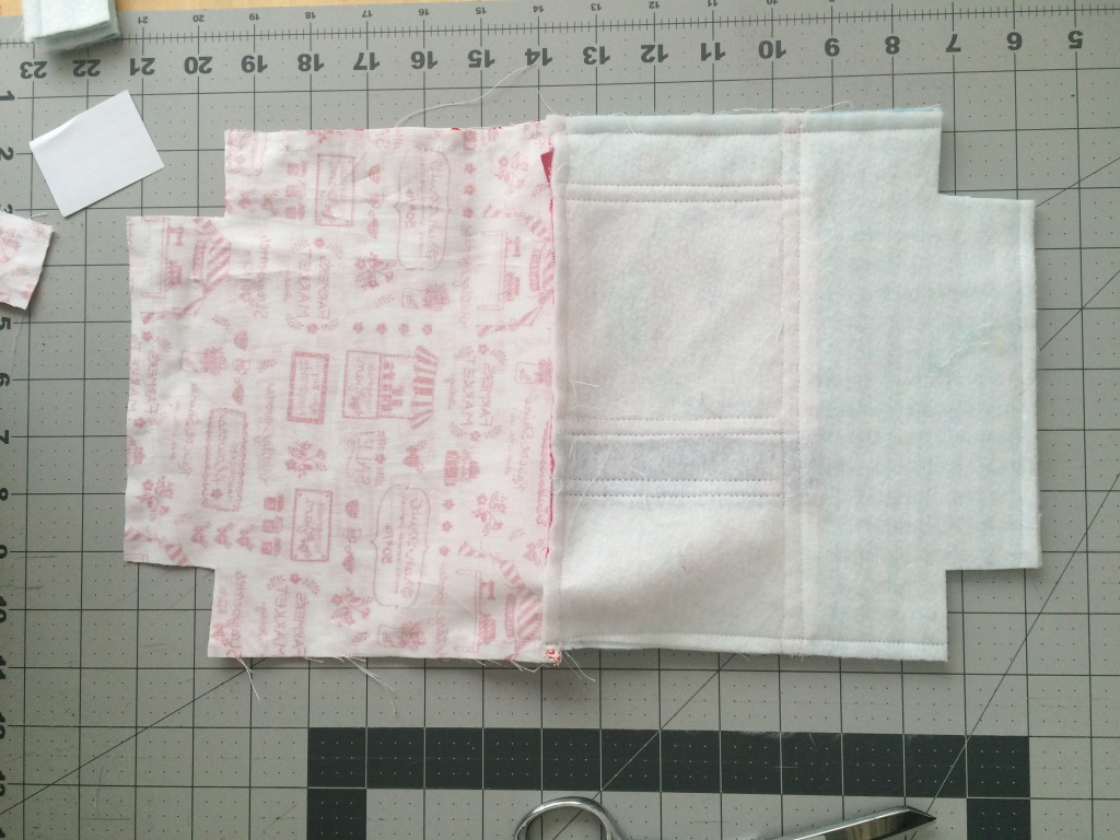 zipper pouch tutorial. 19