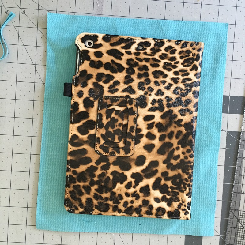 Clownfish iPad Case: An Adorable Sewing Make!