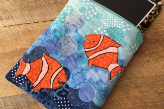 Clownfish iPad Case Tutorial