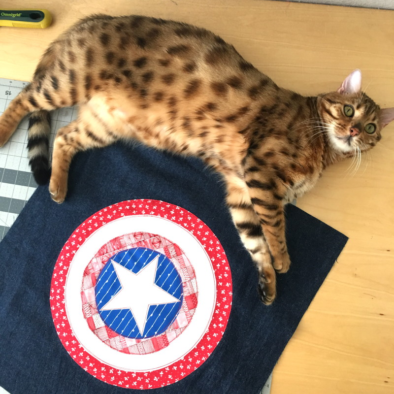 captain american pillow 4